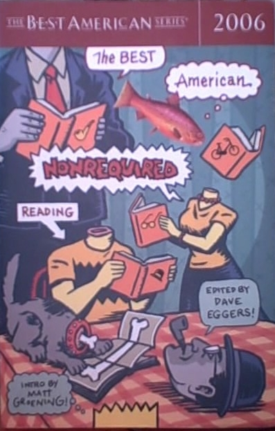 Best American Non-Required Reading 2006