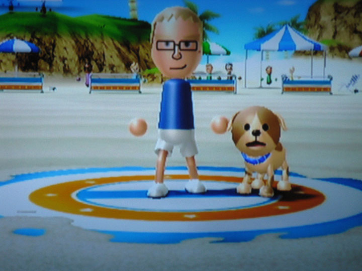 Wii Sports Resort: Wuhu Island in your home