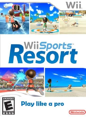 Games Like Wii Sports Resort Island Flyover