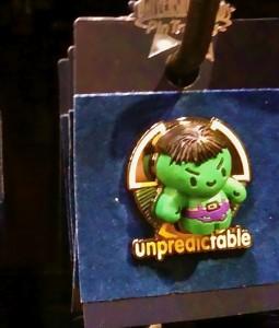 Unpredicatable.