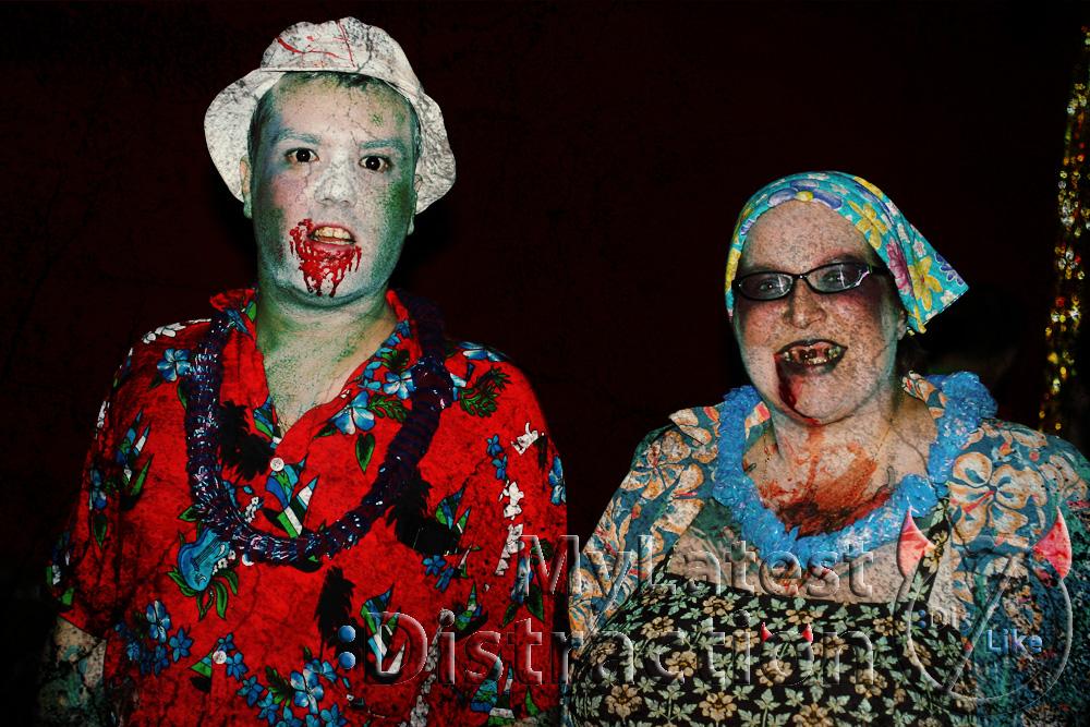 Philadelphia Comic Con Zombie Beach Party