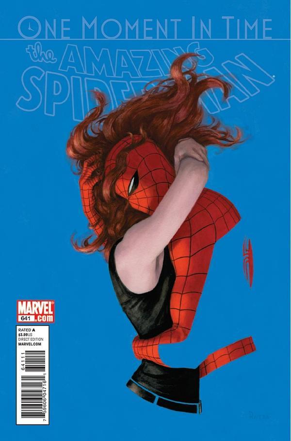 Amazing Spider Man #544  Regular Cover