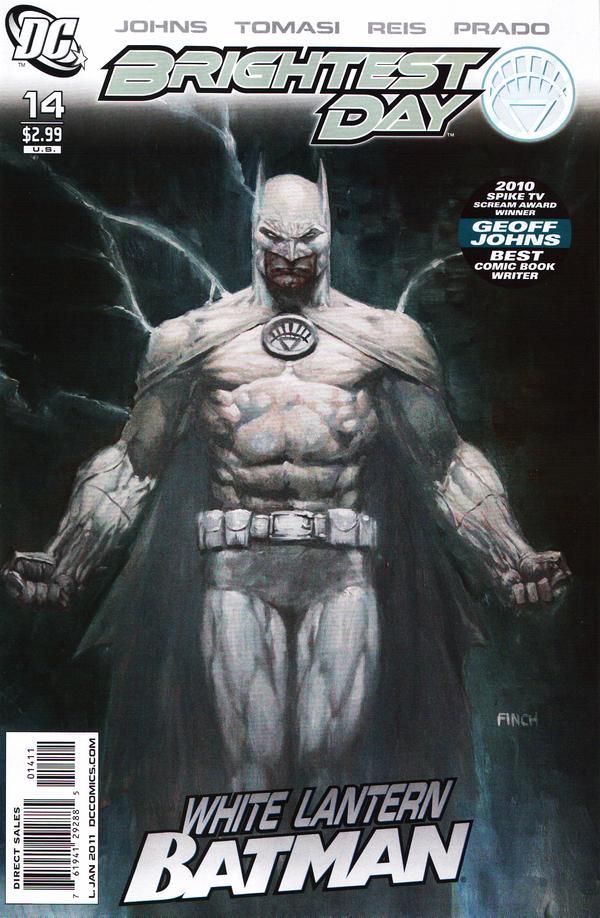 White Lantern Batman : batman White Lantern Batman Arkham Origins