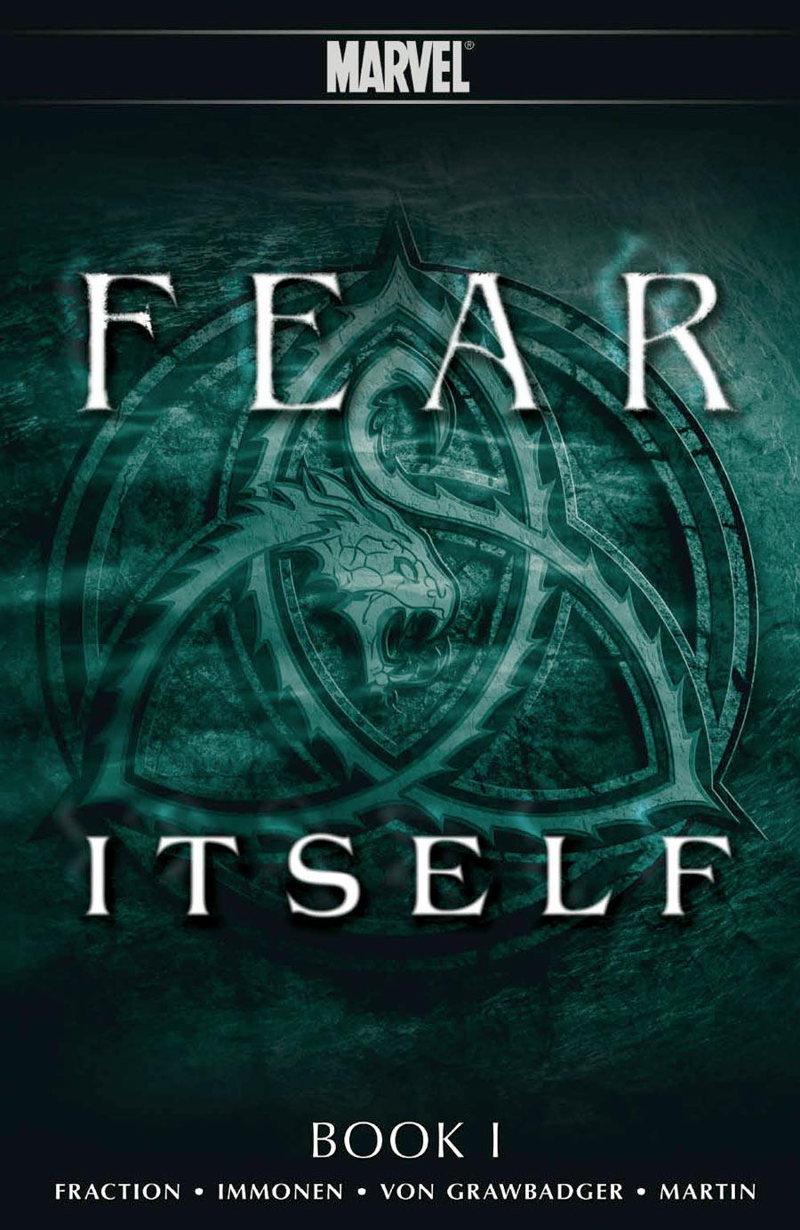 Fear itself promete abalar as estruturas do universo marvel, de v0e1rias maneiras, durante todo este ano
