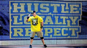 Hustle, loyalty, respect, and perfect attendance are just a few of the qualities that make John Cena a top contender. WWE Champion, the Rock, will also be in attendance on tonight's Raw.