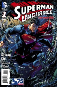 Superman_Unchained_2013_1_Jim_Lee_cover
