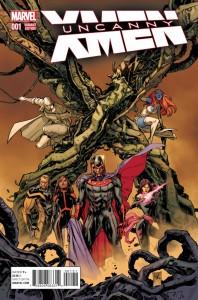 Uncanny X-Men #1 2016 Lashley variant
